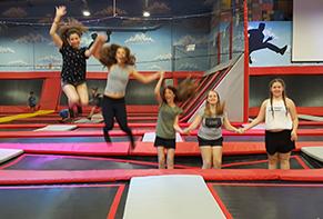 Freestyle Jumping – אזור הקפיצה החופשי